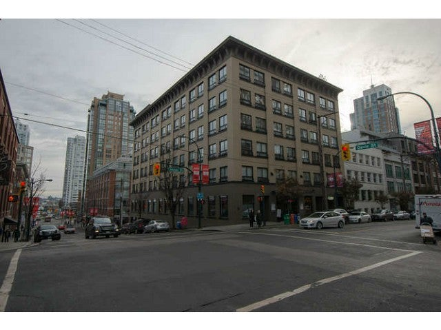 # 209 1216 HOMER ST - Yaletown Apartment/Condo for sale, 1 Bedroom (V1038592) #1