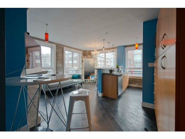 # 209 1216 HOMER ST - Yaletown Apartment/Condo for sale, 1 Bedroom (V1038592) #3