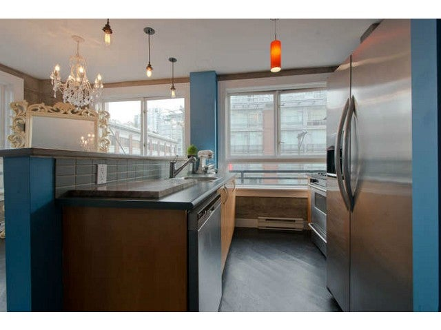 # 209 1216 HOMER ST - Yaletown Apartment/Condo for sale, 1 Bedroom (V1038592) #7