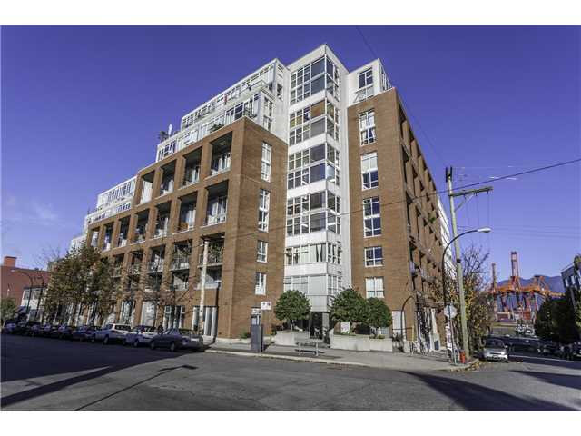 # 207 289 ALEXANDER ST - Hastings Apartment/Condo for sale, 1 Bedroom (V1092553) #1