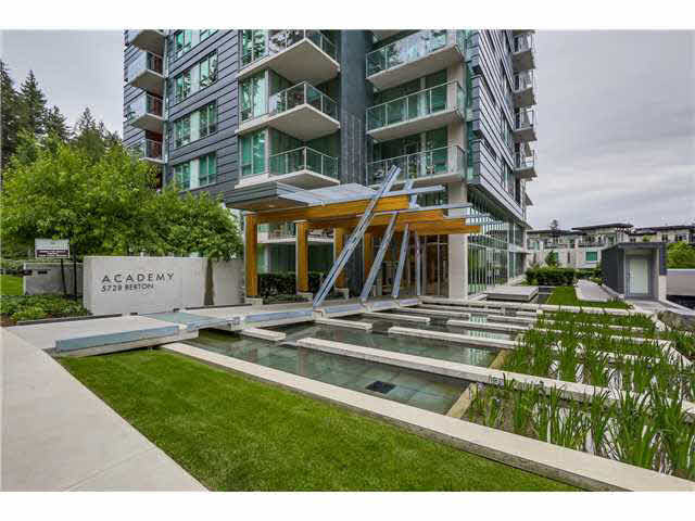 1008 5728 BERTON AVENUE - University VW Apartment/Condo for sale, 2 Bedrooms (V1131503) #1