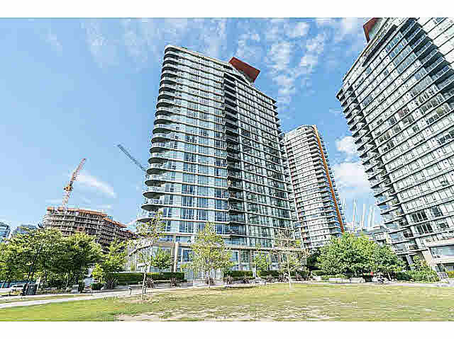 2703 918 COOPERAGE WAY - Yaletown Apartment/Condo for sale, 3 Bedrooms (V1139189) #1