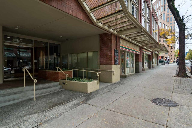 215 819 HAMILTON STREET - Downtown VW Apartment/Condo for sale, 1 Bedroom (R2008182) #12