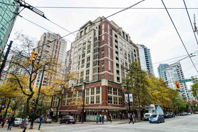 215 819 HAMILTON STREET - Downtown VW Apartment/Condo for sale, 1 Bedroom (R2008182) #14