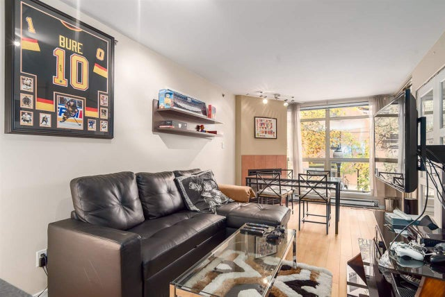 215 819 HAMILTON STREET - Downtown VW Apartment/Condo for sale, 1 Bedroom (R2008182) #2