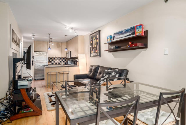 215 819 HAMILTON STREET - Downtown VW Apartment/Condo for sale, 1 Bedroom (R2008182) #4
