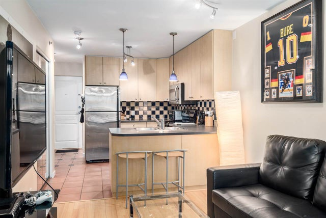 215 819 HAMILTON STREET - Downtown VW Apartment/Condo for sale, 1 Bedroom (R2008182) #5