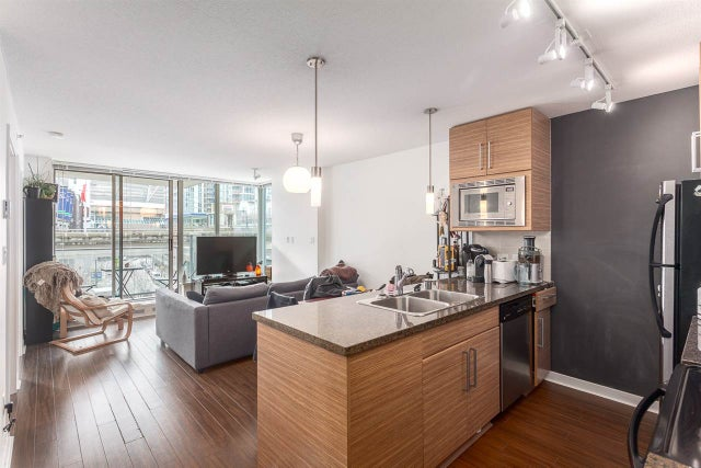 507 689 ABBOTT STREET - Downtown VW Apartment/Condo for sale, 1 Bedroom (R2028673) #2
