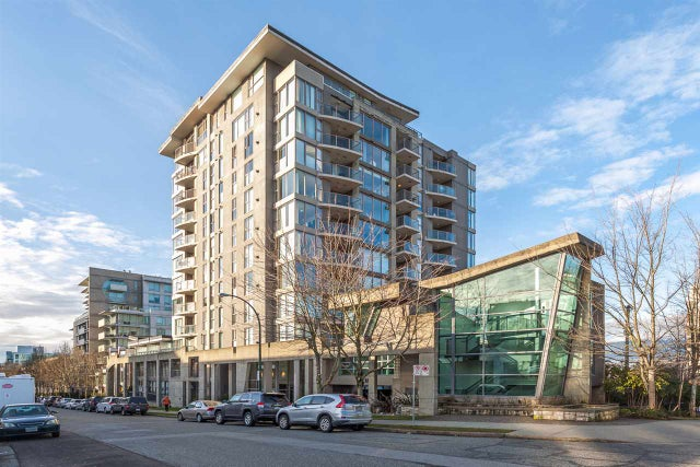 904 1633 W 8TH AVENUE - Fairview VW Apartment/Condo for sale, 1 Bedroom (R2028698) #1
