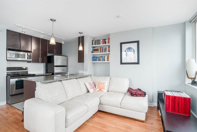 2505 688 ABBOTT STREET - Downtown VW Apartment/Condo for sale, 1 Bedroom (R2087282) #4
