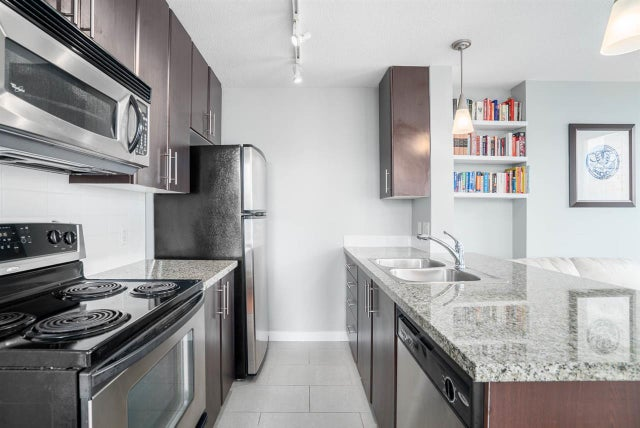 2505 688 ABBOTT STREET - Downtown VW Apartment/Condo for sale, 1 Bedroom (R2087282) #6