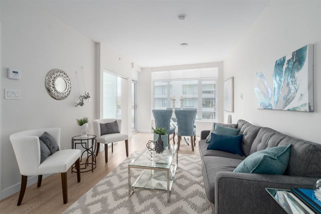 611 111 E 1ST AVENUE - Mount Pleasant VE Apartment/Condo for sale, 1 Bedroom (R2112482) #1