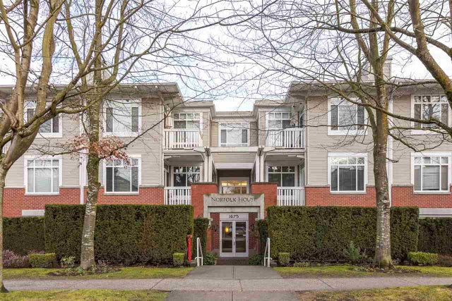101 1675 W 10TH AVENUE - Fairview VW Apartment/Condo for sale, 1 Bedroom (R2140127) #1