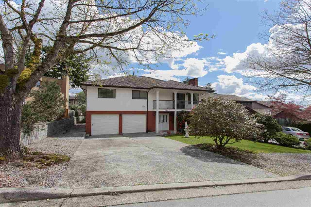1352 GLEN ABBEY DRIVE - Simon Fraser Univer. House/Single Family for sale, 4 Bedrooms (R2201611) #1